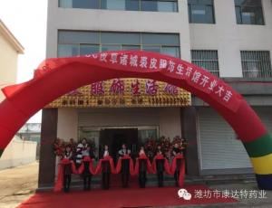 热烈庆祝集团分公司海宁cc皮草诸城裘皮服饰生活馆隆重开业